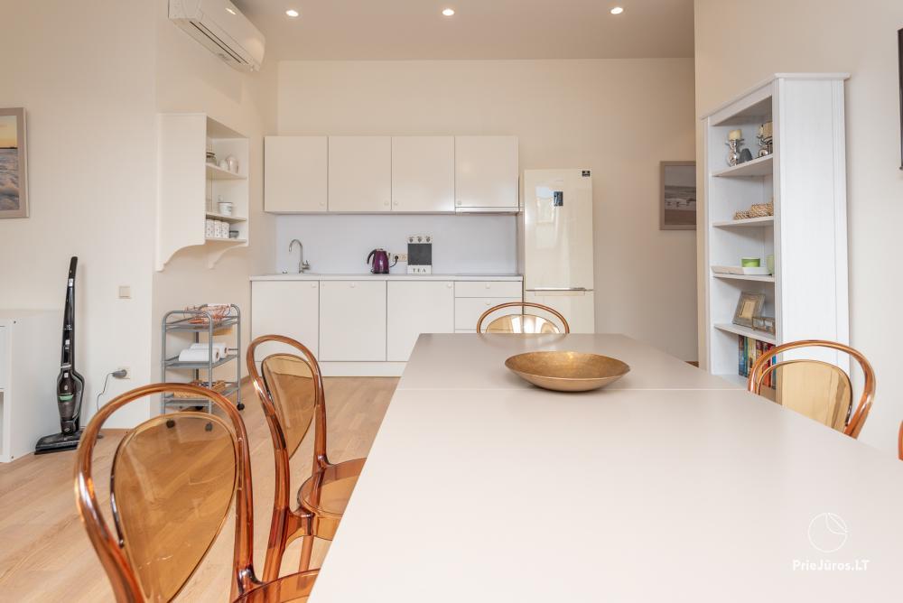 Geräumiges 3-Zimmer-Apartment in Nida mit Balkon / Terrasse - 5