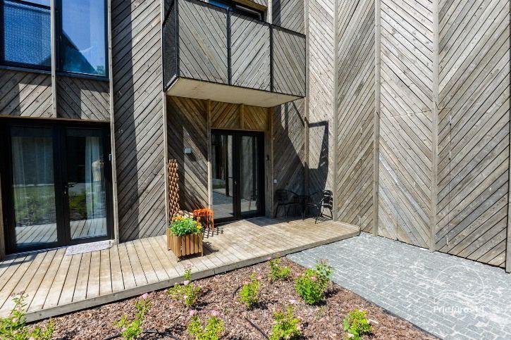 BRANDNEUE Wohnungen für 2-4 Personen in Pervalka das ganze Jahr über zu vermieten - 12
