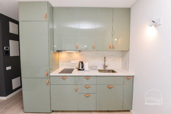 BRANDNEUE Wohnungen für 2-4 Personen in Pervalka das ganze Jahr über zu vermieten - 14