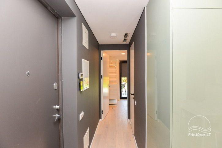 BRANDNEUE Wohnungen für 2-4 Personen in Pervalka das ganze Jahr über zu vermieten - 19