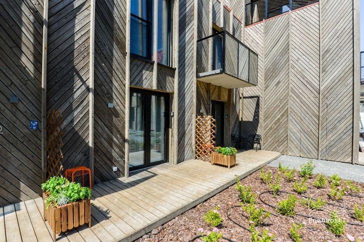 BRANDNEUE Wohnungen für 2-4 Personen in Pervalka das ganze Jahr über zu vermieten - 24
