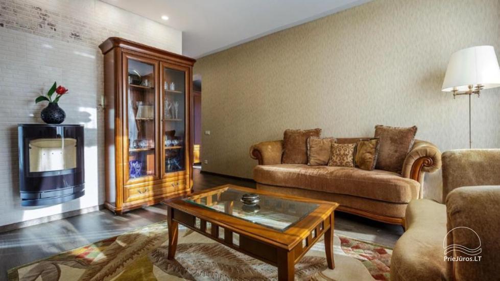 100 m² Prabangus kotedžas Palangoje, prestižiniame kvartale – Birutės parke - 10