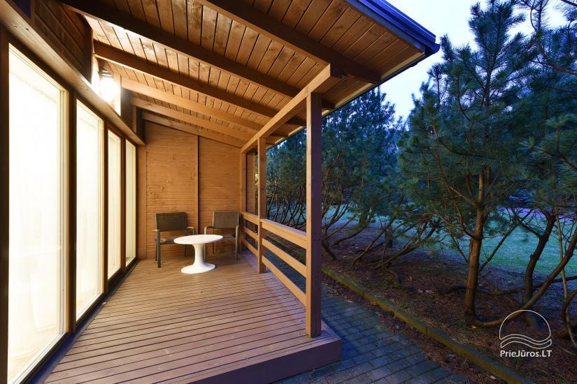 100 m² Prabangus kotedžas Palangoje, prestižiniame kvartale – Birutės parke - 5