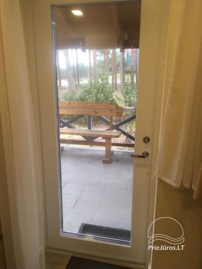 1 kambario apartamento su terasa ir kiemeliu nuoma Nidoje Pas Edgarą 2 - 11