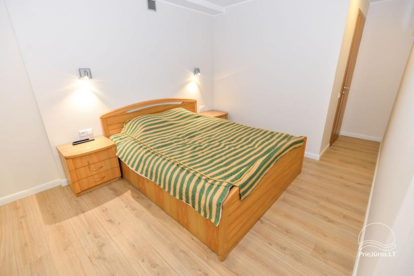 1 kambario apartamento su terasa ir kiemeliu nuoma Nidoje Pas Edgarą 2 - 7