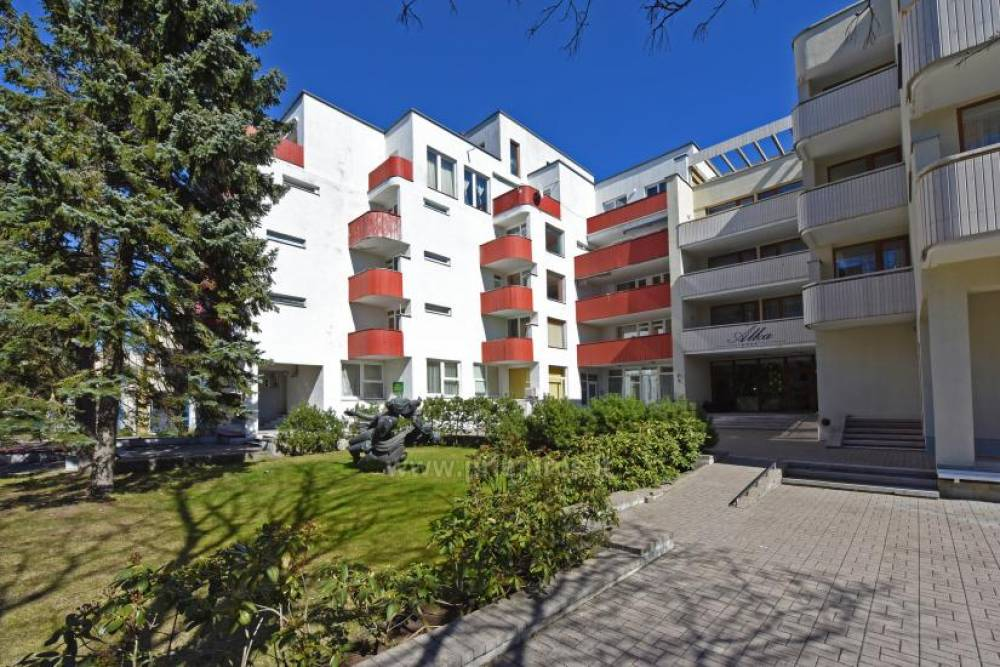 Mini condos with separate WC and showers and kitchenettes in the center of Palanga, 500 m to the beach! - 1