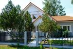 120 m² villa-house for up to 10 persons with a private yard