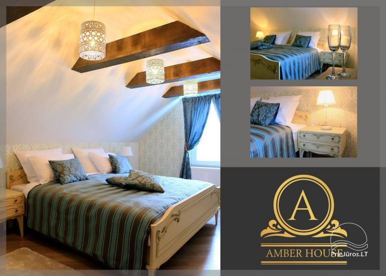 Poilsio namelis su jakuzzi Amber House - 3