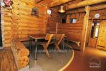 Log cabin for recreation with sauna - 5