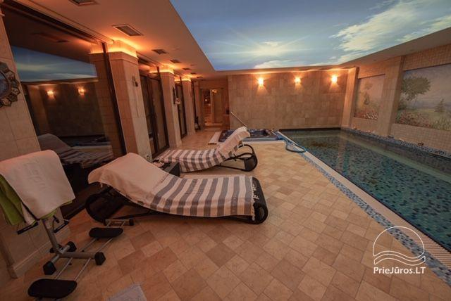 AMBER DREAM - villa on two stories with sauna and pool