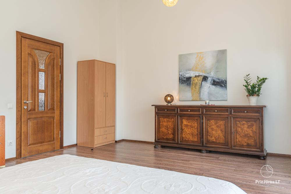 Geräumiges Ferienhaus in Sventoji - 4