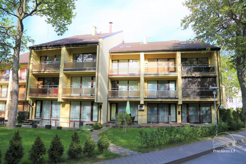 Juodkrantės apartamentai per du aukštus  Pušynas - 2