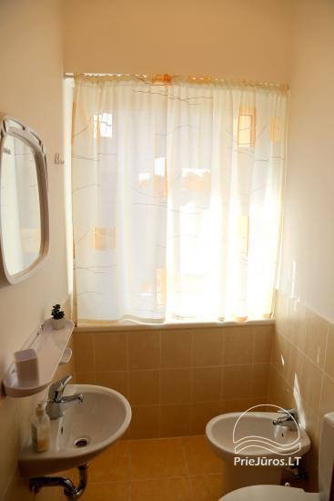 Juodkrantės apartamentai per du aukštus  Pušynas - 11