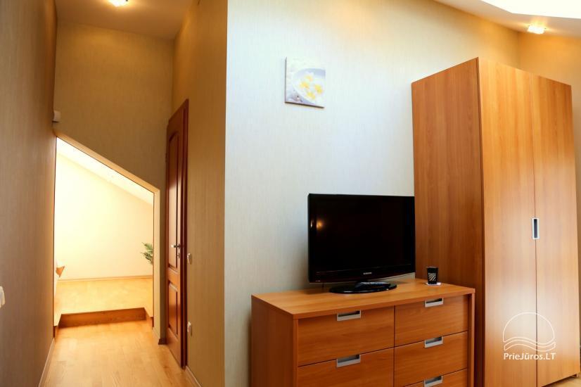 Juodkrantės apartamentai per du aukštus  Pušynas - 8