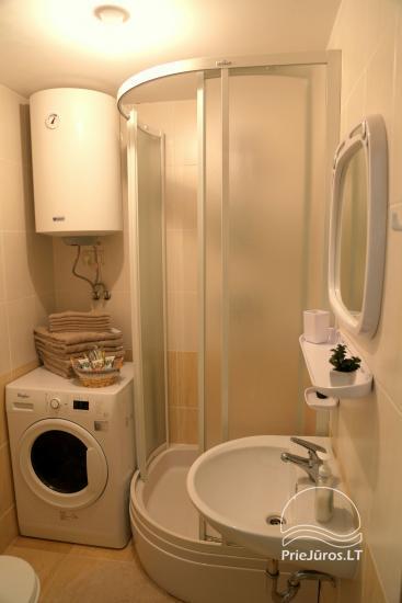Juodkrantės apartamentai per du aukštus  Pušynas - 7