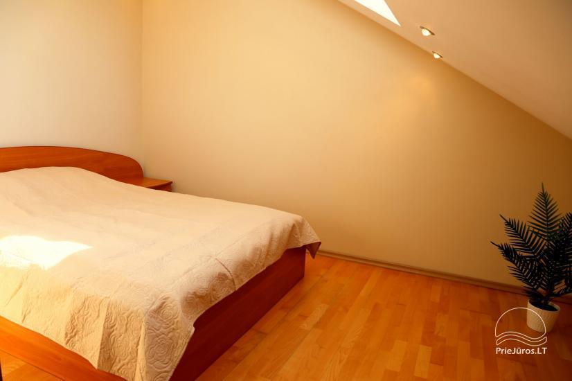 Juodkrantės apartamentai per du aukštus  Pušynas - 10
