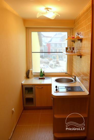 Juodkrantės apartamentai per du aukštus  Pušynas - 6