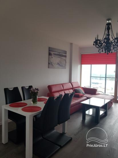 Apartment for rent in the highest residential building in Lithuania - 3