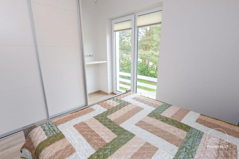 House with private yard for rent in Palanga, in Kunigiskiai - 13