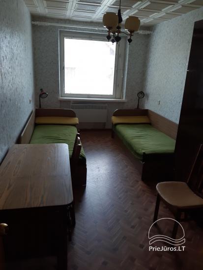 Trijų kambarių buto nuoma Juodkrantėje - 1