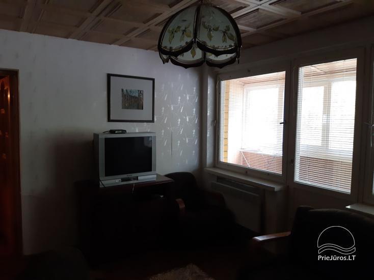 Trijų kambarių buto nuoma Juodkrantėje - 4