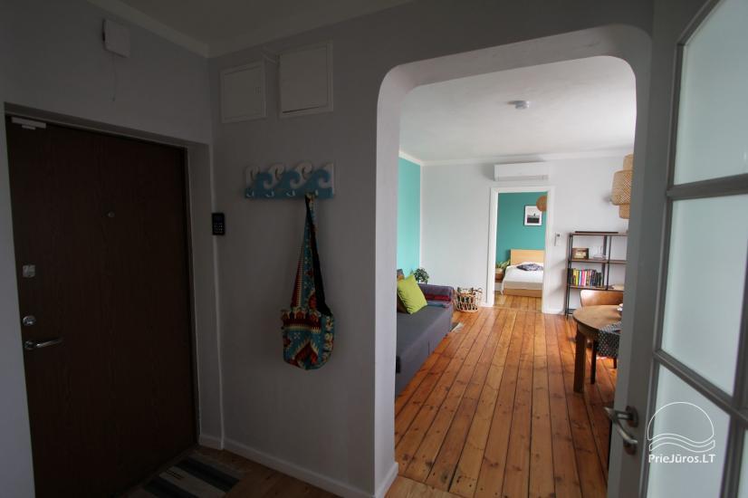 4 vietų apartamentų nuoma vos 200 m. iki jūros! - 5
