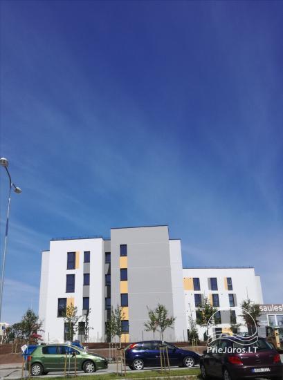 Saulės apartment - naujai 2019 m. pastatyti ir įrenti apartamentai su nuosavu sporto aikštynu - 3