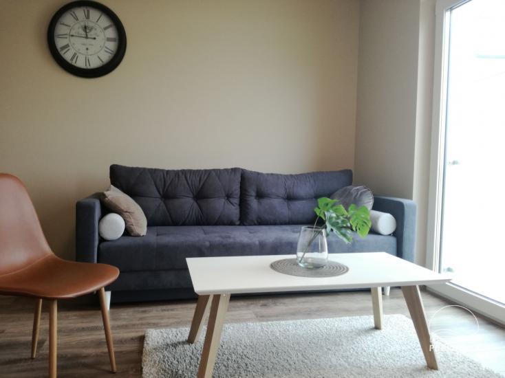 Saulės apartment - naujai 2019 m. pastatyti ir įrenti apartamentai su nuosavu sporto aikštynu - 10