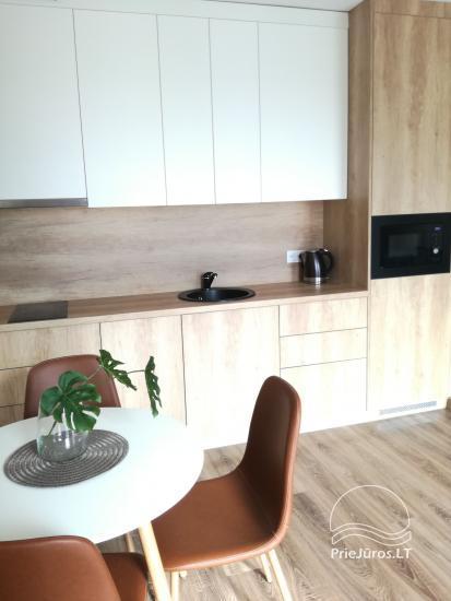 Saulės apartment - naujai 2019 m. pastatyti ir įrenti apartamentai su nuosavu sporto aikštynu - 7