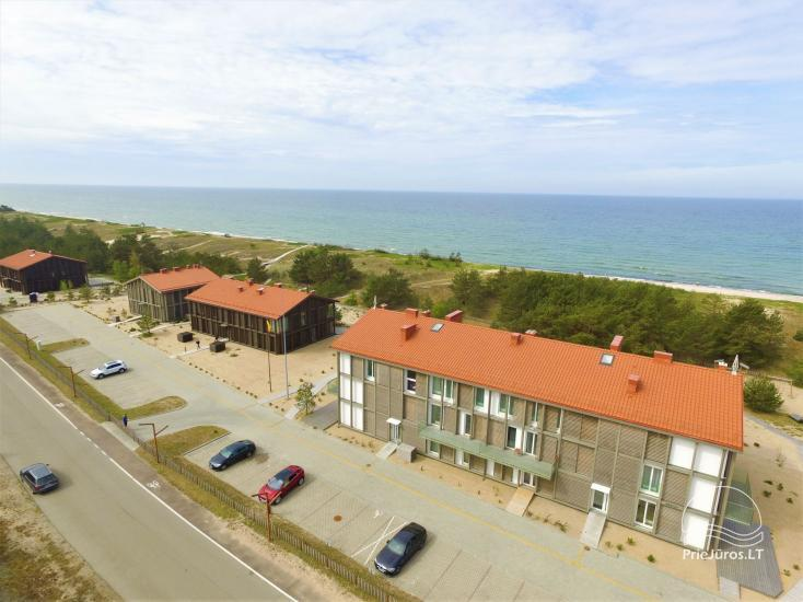 "Apartments ""LABAS NERINGA"" with a view of the sea - 3"
