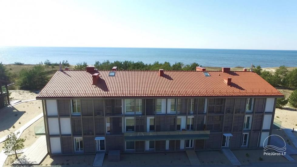 "Apartments ""LABAS NERINGA"" with a view of the sea - 1"