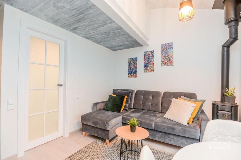 Žalia kopa modern apartments - 6