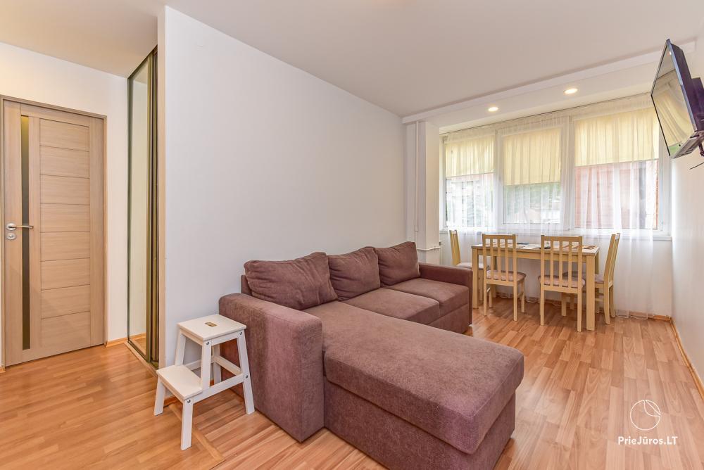 Jaukūs, šviesūs apartamentai 2-4 asmenims Vilija Nidos centre - 2