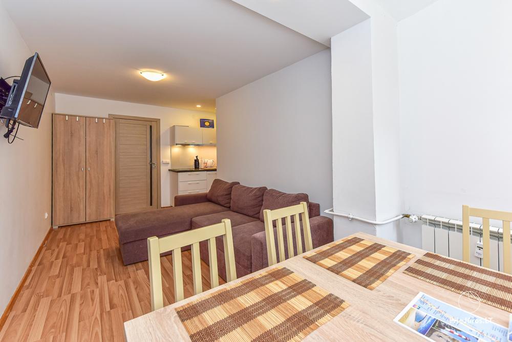 Jaukūs, šviesūs apartamentai 2-4 asmenims Vilija Nidos centre - 6