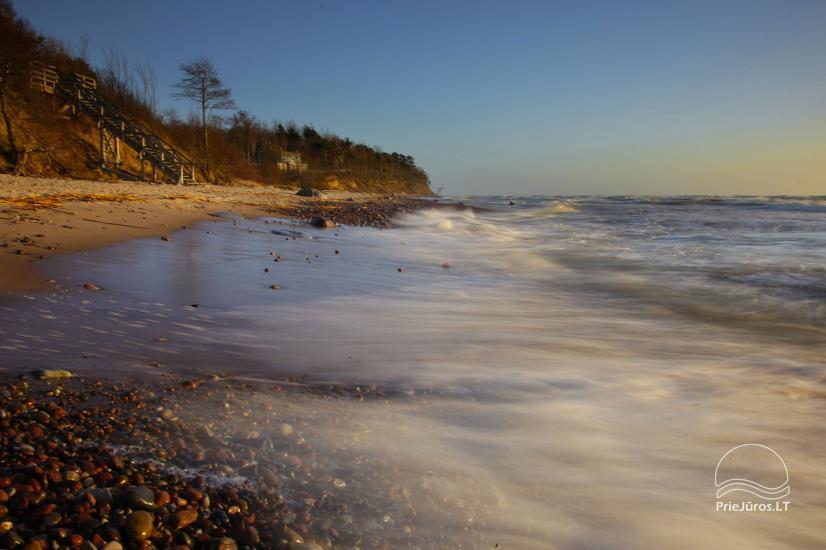 Ferienwohnungs in Karkle Senoji Karklė – 300 m zum Meer - 41