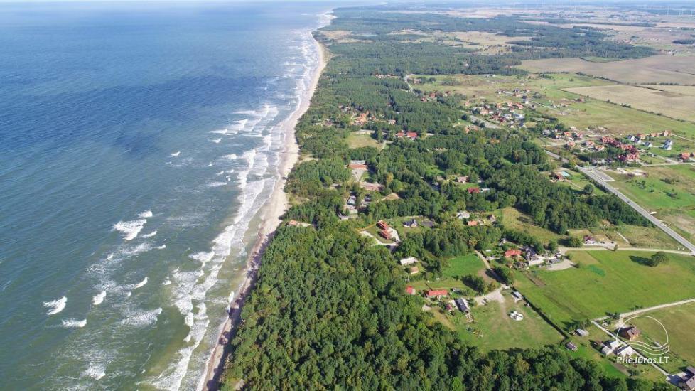 Ferienwohnungs in Karkle Senoji Karklė – 300 m zum Meer - 5