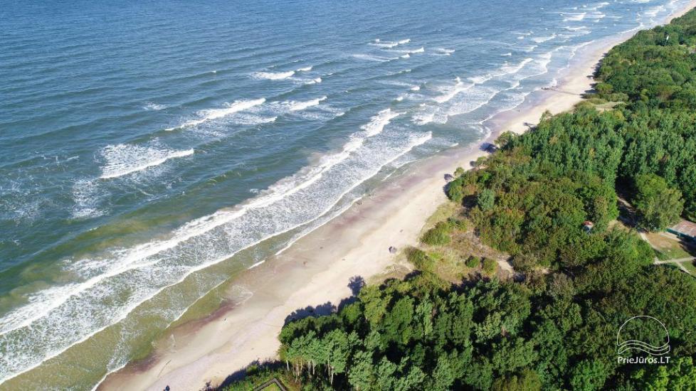 Ferienwohnungs in Karkle Senoji Karklė – 300 m zum Meer - 39