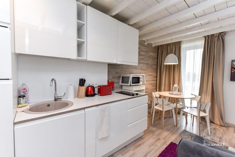 Maluno vilos - cosy flat for rent in Palanga - 5