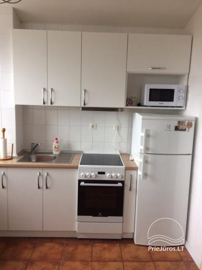 Spacious flat with fireplace for rent in Palanga - 2