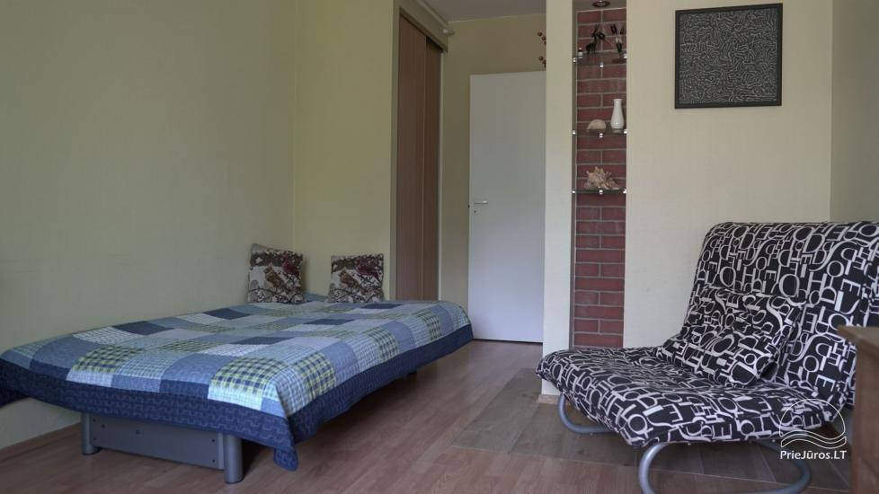2-room apartment in Juodkrante - 9