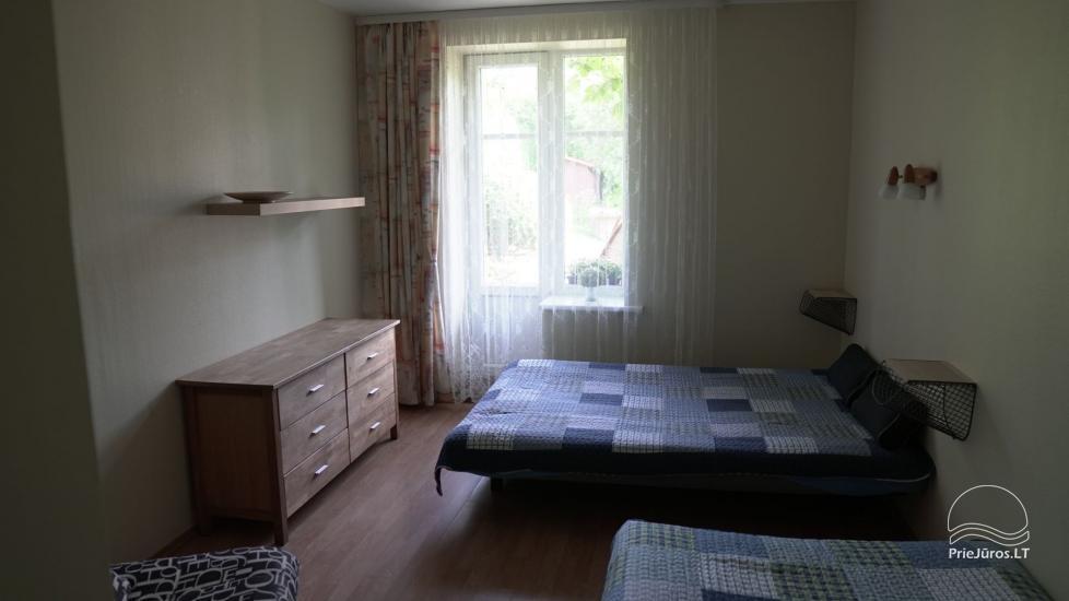 2-room apartment in Juodkrante - 10
