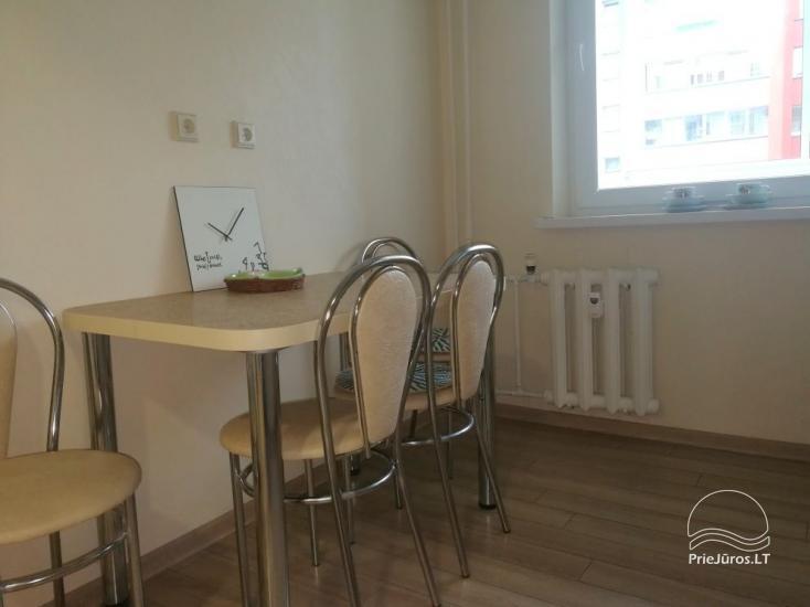 Jaukus 1 kambario butas nuomai Palangoje - 4