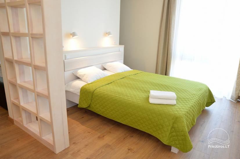 Manto Apartment - studija 57m2 + autostāvvieta - 1
