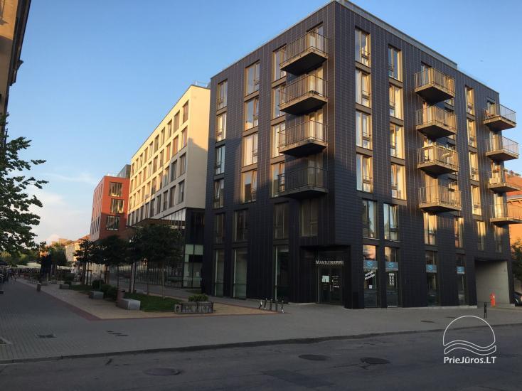 Manto Apartment - studija 57m2 + autostāvvieta - 9
