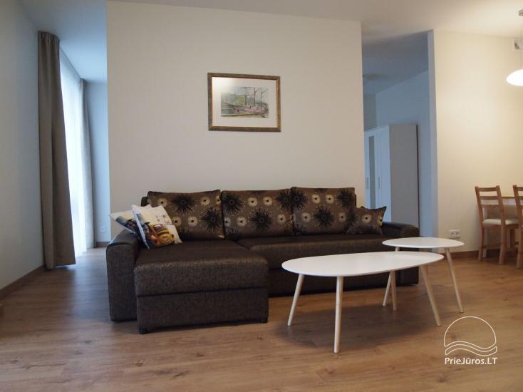 Manto Apartment - studija 57m2 + autostāvvieta - 3