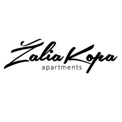 Žalia kopa Wohnung in der Nähe des Meeres - 17