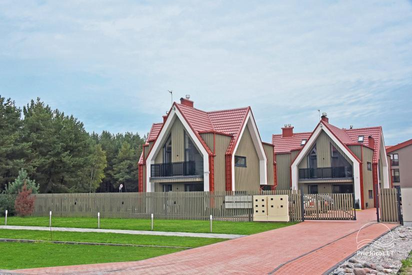 Žalia kopa Wohnung in der Nähe des Meeres - 1