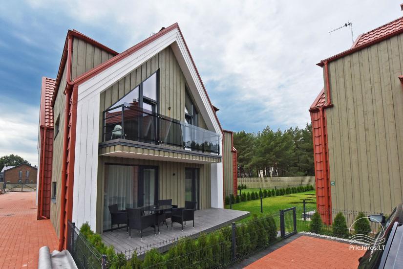 Žalia kopa Wohnung in der Nähe des Meeres - 2