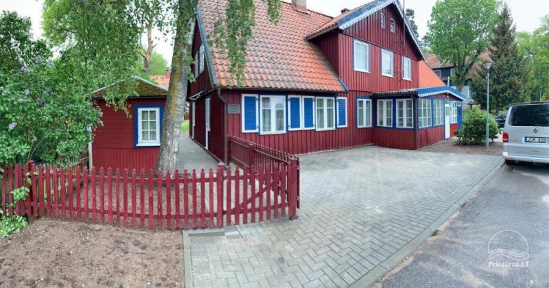 Apartment mit privatem Parkplatz und privatem Innenhof