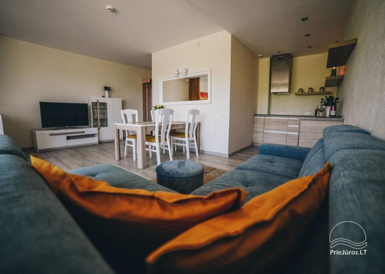 Saulės spindulio apartamentai Palangoje - 2